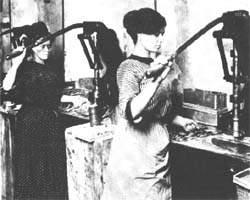 donne operaie